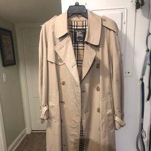 Men's trench coat BURBERRY